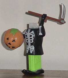 Headless Pez- Doomed to haunt...