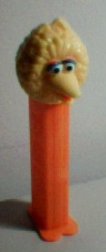 Big Bird Pez