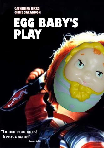 Egg Baby Play