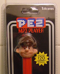 The Pez MP3 Player Has Landed